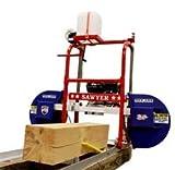 Hud-Son Sawyer Portable Sawmill Bandmill Chainsaw