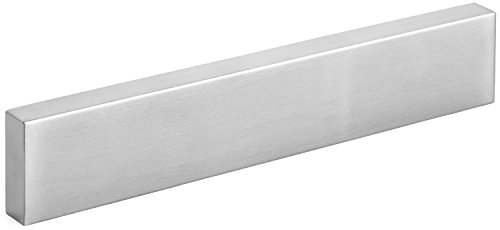 Stainless Steel Magnetic Knife Strip: Strong 10 Inch Kitchen Knives Holder & Garage Organizer Bar Mount Magnet - Powerful Flush Mounted Space Saver & Holder For Hand Tools Scissors Cutlery & Utensils by StrongHold Magnetics (Image #1)