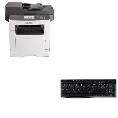 KITLEX35S5703LOG920003051 - Value Kit - Lexmark MX511de Multifunction Laser Printer (LEX35S5703) and LOGITECH, INC. K270 Wireless Keyboard (LOG920003051) by Lexmark