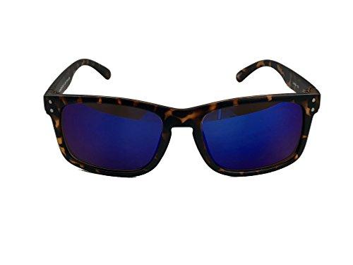 Outdoor Reader Wayfair Sunglasses - RX Magnification - Lightweight - Men & Women - Not Bifocals (Tortoise Shell, ()