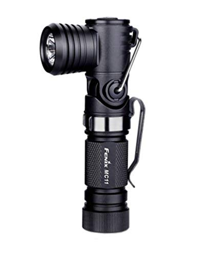 Fenix MC11 2014 155 Lumens Multi-functional Angle LED Flashlight.