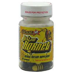 Stacker 2 Yellow Hornet - Bottle of 20