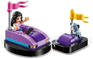 Bagged LEGO Friends Emmas Bumper Cars Mini Set #30409