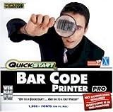 New Quickstart Quickstart Bar Code Printer Pro Compatible With Windows & Macintosh