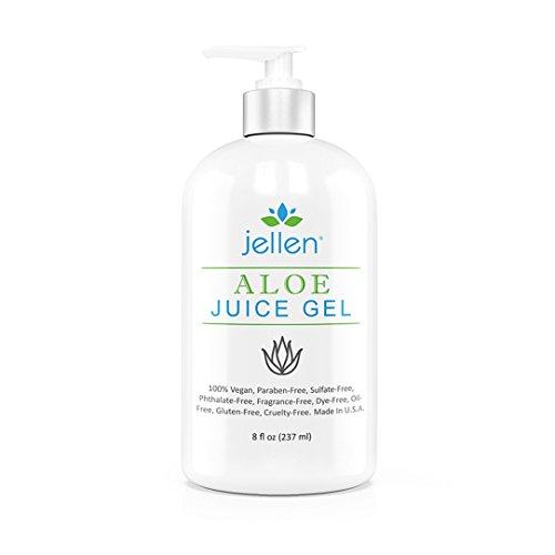 - Jellen Organic Aloe Vera Conductive Facial Gel (8 fl. oz.)