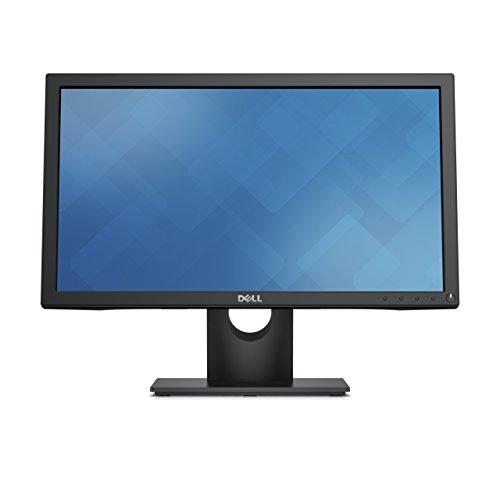 Dell 19.5 inch (49.41 cm) LED Backlit Computer Monitor – HD, TN Panel with VGA Port – E2016HV (Black)