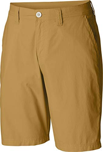 Columbia Men's Washed Out Chino Short, Pilsner, 36x10 by Columbia