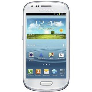 Samsung Galaxy S3 Mini G730A Unlocked Cellphone, Blue