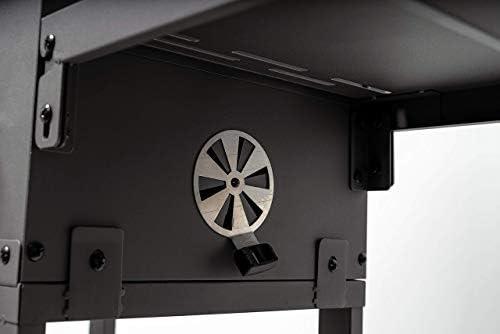 ACTIVA Angular/Angulatus Barbecue au charbon de bois