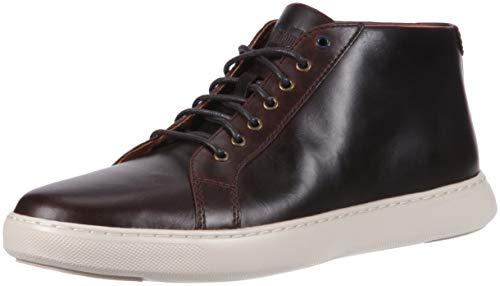 Leather Rosso 626 Sneaker dark Oxblood Smooth Collo Fitflop A Alto Andor Uomo U6nnwqHSx