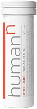 HumanN Nitric Oxide Test Strips product image