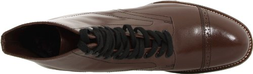 Toe 15 Brown Men's Stacy Boot Cap Adams Madison qIxw0A8