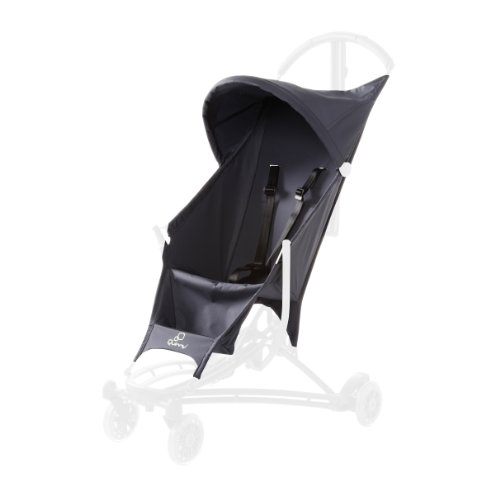 Quinny Yezz Stroller Seat Cover, Grey Road by Quinny