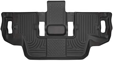 Husky Liners – 19341 Fits 2009-19 Ford Flex, 2010-19 Lincoln MKT Weatherbeater 3rd Seat Floor Mat Black