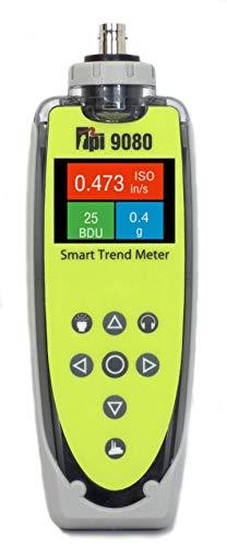TPI 9080 VibTrend Handheld Digital Smart Vibration Meter