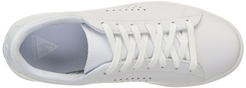 Femme Sneakers Basses Le Arthur Coq Ashe Sportif Blanc White Original Int Optical nx0qYSw8aq