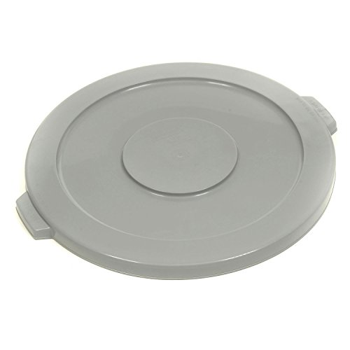 Trash Container Lid for 44 Gallon Can, 24-1/2