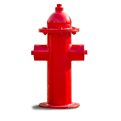BarkPark Dog Park Fire Hydrant by BarkPark