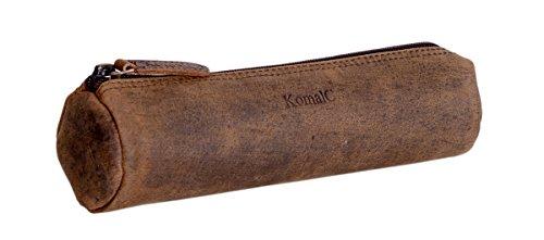 KomalC Vintage Leather Stationary Students