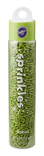 - Wilton 710-9965 Hanging Skinny Green Jimmies