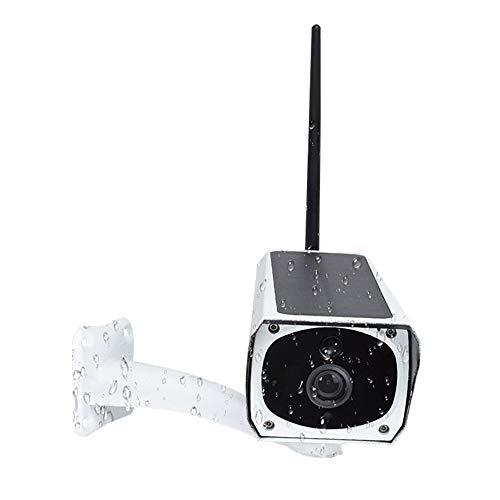 iBaste_S Solar Camera Wireless Outdoor Security System 1080P HD WiFi Bullet Surveillance Camera IP67 Night Vision for Front Door Pathway Yard Patio Garden Porch Driveway Garage Review