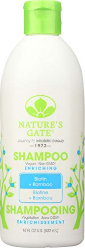 Nature's Gate Enriching Shampoo Biotin + Bamboo (1 Item only)