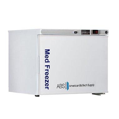 American BioTech Supply PH-ABT-HC-UCFS-0120 Premier Pharmacy/Vaccine Undercounter Freezer, Freestanding, 1.7 cu. ft. Capacity, White