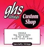 GHS Vihuela String Set