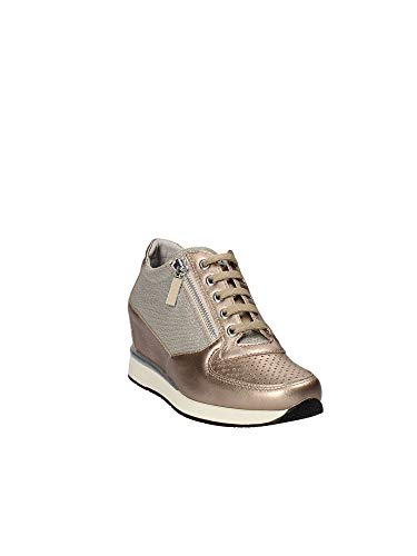 Gris Femmes Sneakers 36 110159 Stonefly 7YPqUawFW