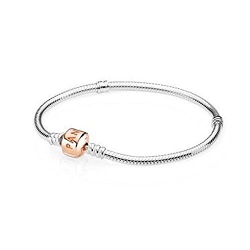Bracelet Pandora 580702-19 Woman Clip Moments Pandora - Pandora Gold