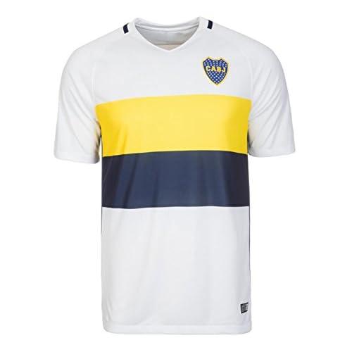 info for 8d6db 466e9 2016 2017 Boca Juniors DIY Name and Number Away Football ...
