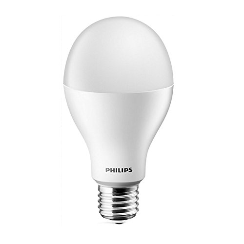 philips 18w 130w 220v 6500k mega bright led bulb lamp. Black Bedroom Furniture Sets. Home Design Ideas