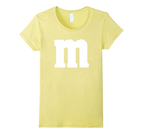 M Youth Children Unisex T-Shirt Tee Medium Yellow (M S Halloween)