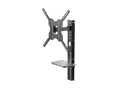 Monoprice Full-Motion Articulating TV Wall Mount Bracket wit