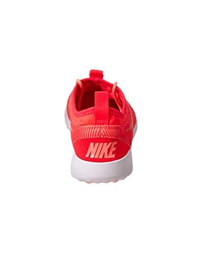 Nike Wmns Juvenate SM, Zapatillas de Deporte para Mujer, Naranja (Bright Crimson/ATMC Pink-White), 40 EU