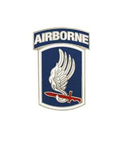 EagleEmblems Army 173rd Airborne Division Lapel Pin 1