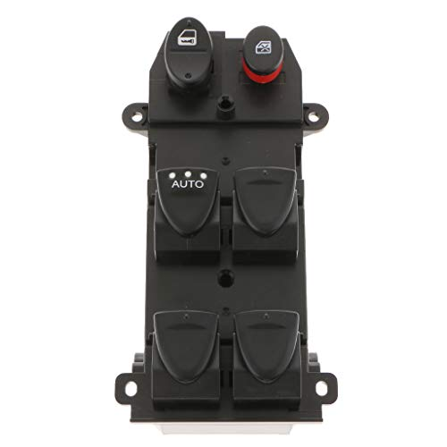 H HILABEE Driver Window Lifter, Mirror Switch Control Unit for Honda Civic 06-10