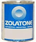 Zolatone BLACK ON BLACK Gallon - Spatter Finish