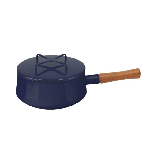 - Dansk Kobenstyle Midnight Blue Saucepan, 2-Quart