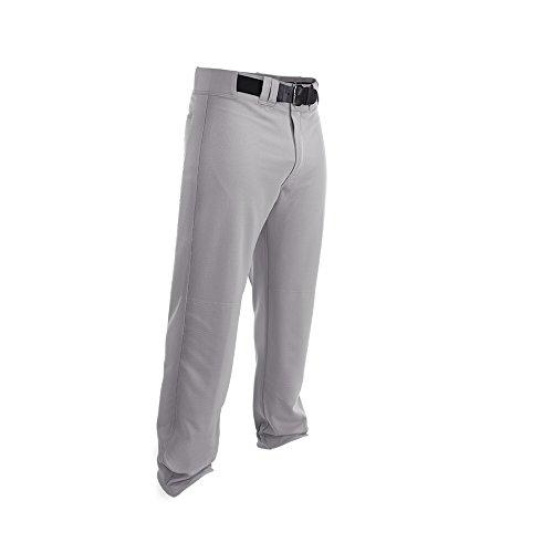 Pantalón de béisbol EASTON RIVAL 2, juvenil, XSmall, gris