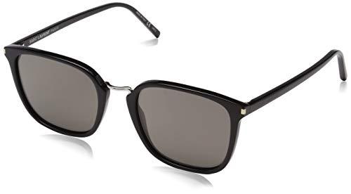 Saint Sol Gafas Negro Laurent Hombre Para De grey black rtr5fw1qnx