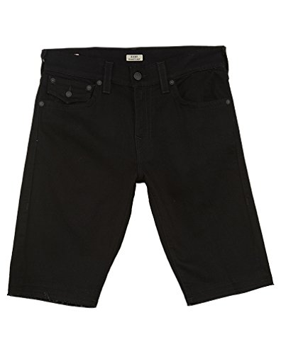 True Religion Men's Ricky Straight Short In Midnight, Midnight Blue, 44 by True Religion
