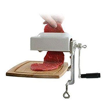 Commercial Meat Tenderizer Cuber Heavy Duty Steak Flatten Hobart Kitchen Tool by Sportsman