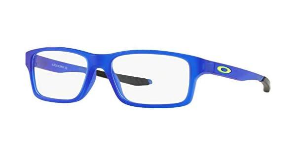 Oakley Junior Kids Infanto Juvenil CROSSLINK XS OY8002 800208 Azul Lente  Transparente Tam 49  Amazon.com.br  Amazon Moda 638a534c0b