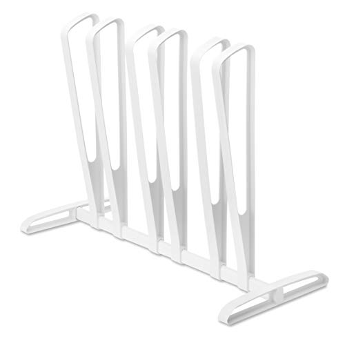 Boot Rack - Whitmor 3 Pair Boot Rack - Adjustable Heavy Duty Frame - White