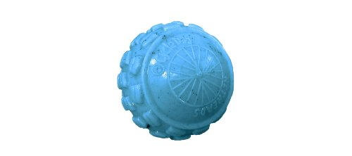 Cycle Dog High Roller Ball Dog Toy, Ecolast Post Consumer Recycled Material, Medium, - Materials Recycled