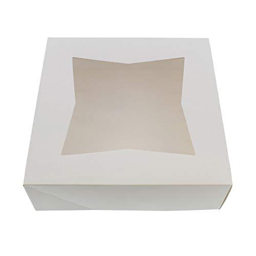 (SpecialT   Pie Boxes with Window - 8