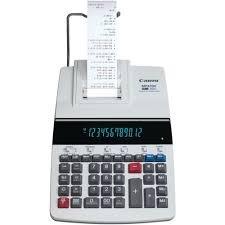 CANON 8707B001 MP27DII GB Desktop Printing Calculator