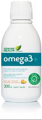 o3mega -triple fish oil -Wild Raised -Orange Flavoured Liqui