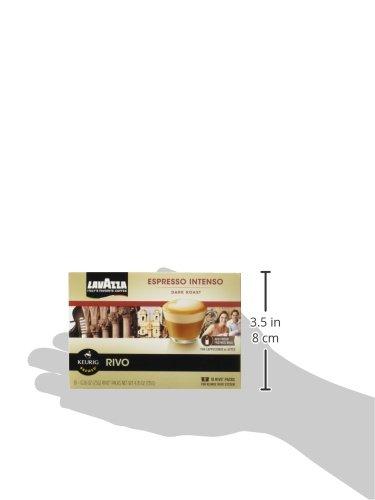 B00B7STQQ8 Lavazza Intenso, Espresso Packs for Keurig Rivo Systems,18 CT-Pack of (4) 71m-WVDiaTL._SL1211_